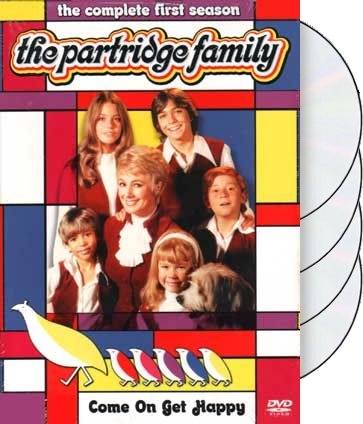 Partridge Family - Season 1 (4-DVD)