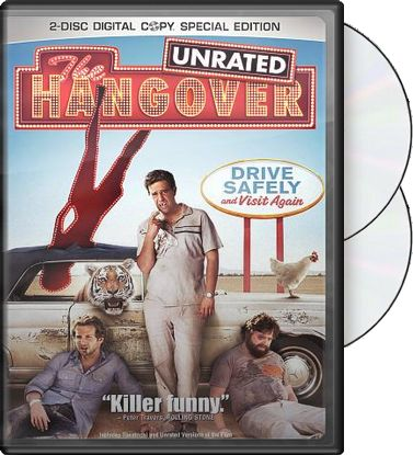 The Hangover (Special Edition, Rated, Unrated,