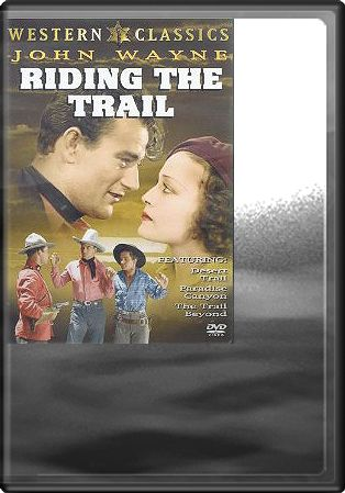 Riding the Trail Triple Feature: Desert Trail /