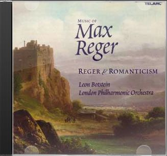 Reger: The Music of Max Reger - Reger &
