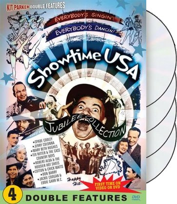 Showtime USA Collector's Pack, Volume 1 (4-DVD)