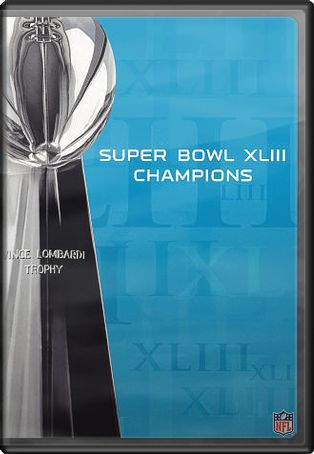 Pittsburgh Steelers - Super Bowl XLIII Champions