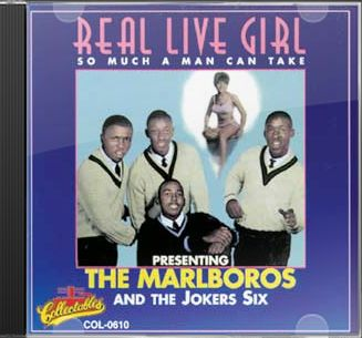 The Marlboros Real Live Girl
