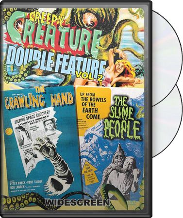 Creepy Creature Double Feature, Volume 2 (The