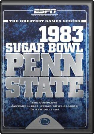 ESPN: The Greatest Game Series: 1983 Sugar Bowl -