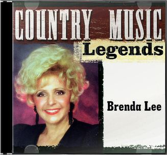 Country Music Legends [RCR] (2-CD)