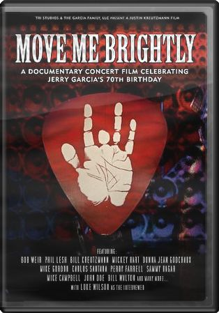 Move Me Brightly: Celebrating Jerry Garcia's 70th