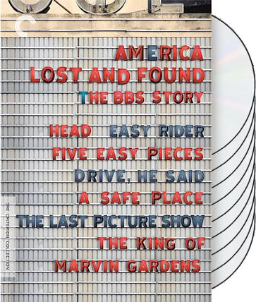 America Lost and Found: The BBS Story (Head /