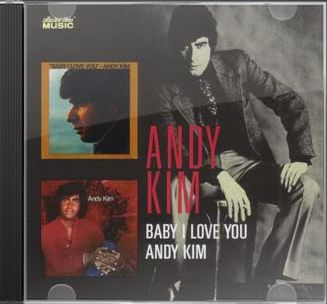 Baby I Love You / Andy Kim (2on1)