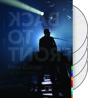 Back to Front: Live in London [Deluxe Edition]