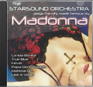 Plays The Hits of Madonna