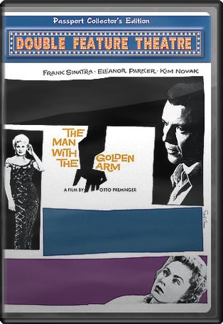 The Man with the Golden Arm (1955) / At The