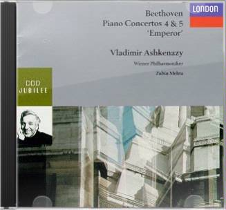 Beethoven: Piano Concerto No. 4 in G Major, Piano