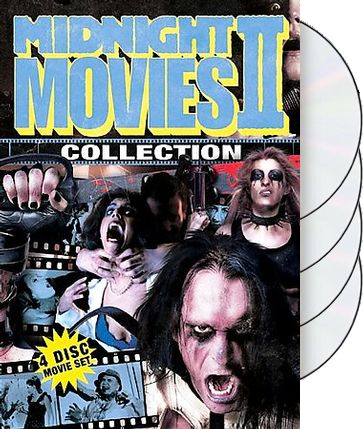 Midnight Movie Collection II: Body Fever / Las