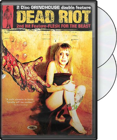 Dead Riot / Flesh For The Beast (2-DVD)
