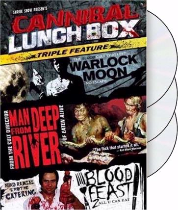 Cannibal Lunchbox - Triple Feature (3-DVD)