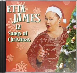 Etta James 12 Songs Of Christmas Cd 2005 Bmg Special