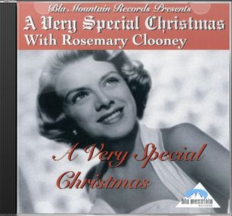 A Very Special Christmas With Rosemary Clooney