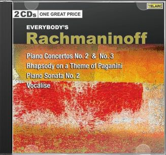 Everybody's Rachmaninoff - Piano Concertos No. 2
