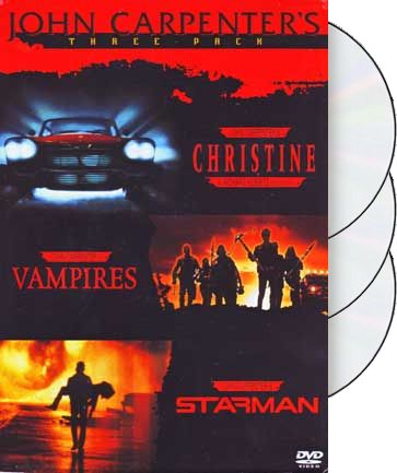 John Carpenter's Three Pack - Christine /