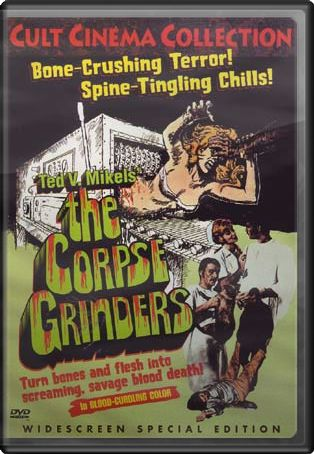 The Corpse Grinders (Cult Cinema Collection)