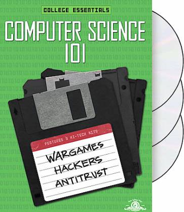 Computer Science 101 - Giftset (3-DVD)