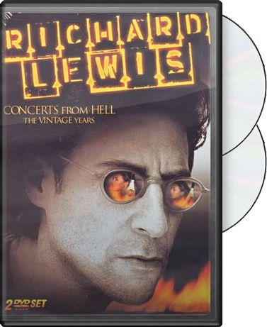 Richard Lewis - Concerts from Hell: The Vintage