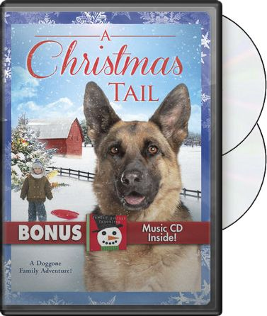 A Christmas Tail (DVD + CD)