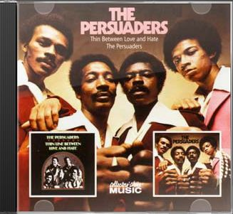Thin Line Between Love & Hate / The Persuaders