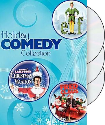 Holiday Comedy Collection (Elf / National