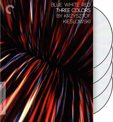 Three Colors: Blue / White / Red (4-DVD)