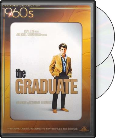 The Graduate (Widescreen) (Decades Collection)