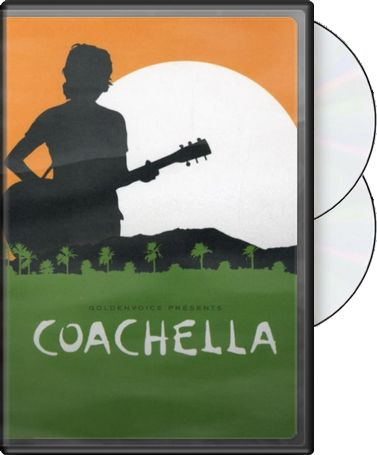 Coachella the film dvd 2006 music videos concerts for Arcade fire miroir noir dvd
