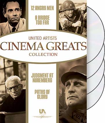 Best of United Artists Gift Set, Volume 3 (4-DVD)
