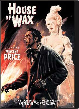 House of Wax (1953) / Mystery of the Wax Museum