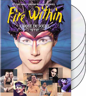 Fire Within / Varekai (5-DVD)