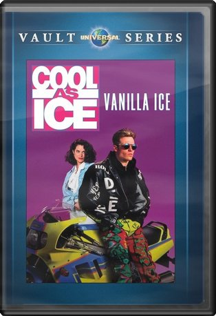 Cool As Ice Dvd R 1991 Starring Dody Goodman Kristin