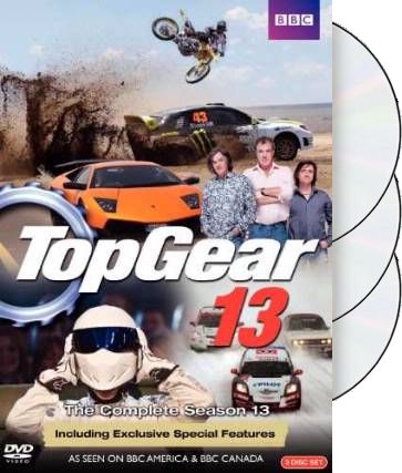 Top Gear - Complete Season 13 (3-DVD)