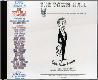 Town Hall Concerts, Volume 1 (Live)
