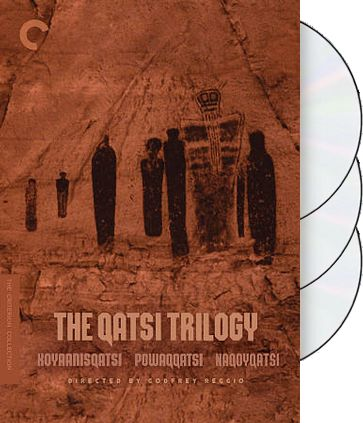 The Qatsi Trilogy (3-DVD)