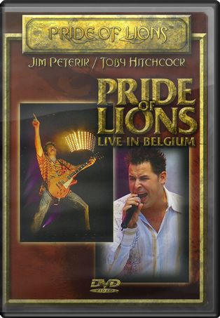 Pride of Lions - Live in Belgium