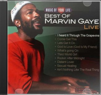 The Best of Marvin Gaye Live