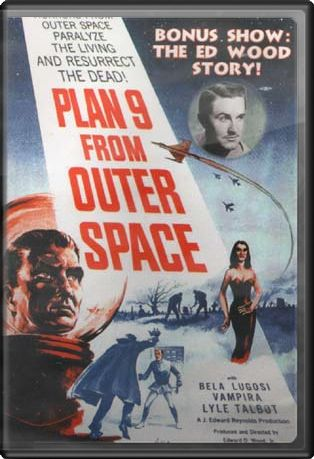Plan 9 From Outer Space / The Ed Wood Story