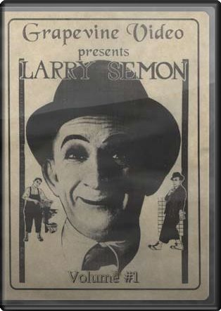 Larry Semon - Volume 1 (Silent)