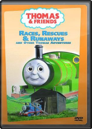 Thomas and Friends - Races, Rescues, and Runaways