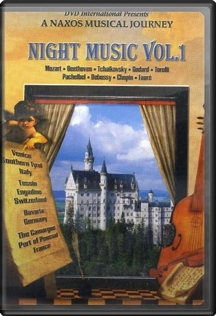 Naxos Musical Journey, A - Night Music, Volume 1