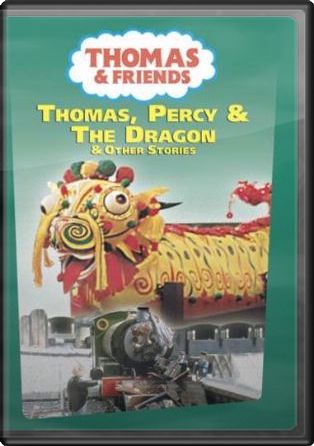 Thomas & Friends - Thomas, Percy and the Dragon &