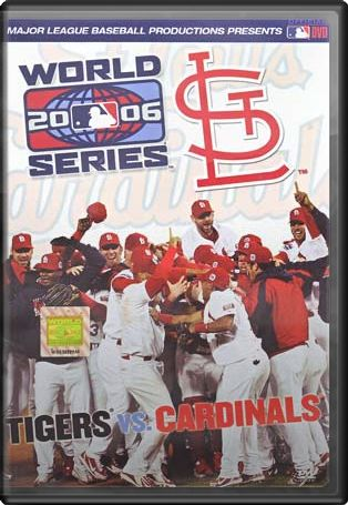 2006 World Series: St. Louis Cardinals vs.