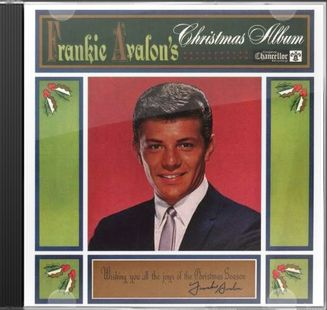 Frankie Avalon's Christmas Album