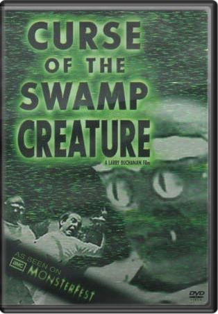 The Curse of the Swamp Creature